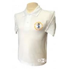 School Polo Shirt with Logo