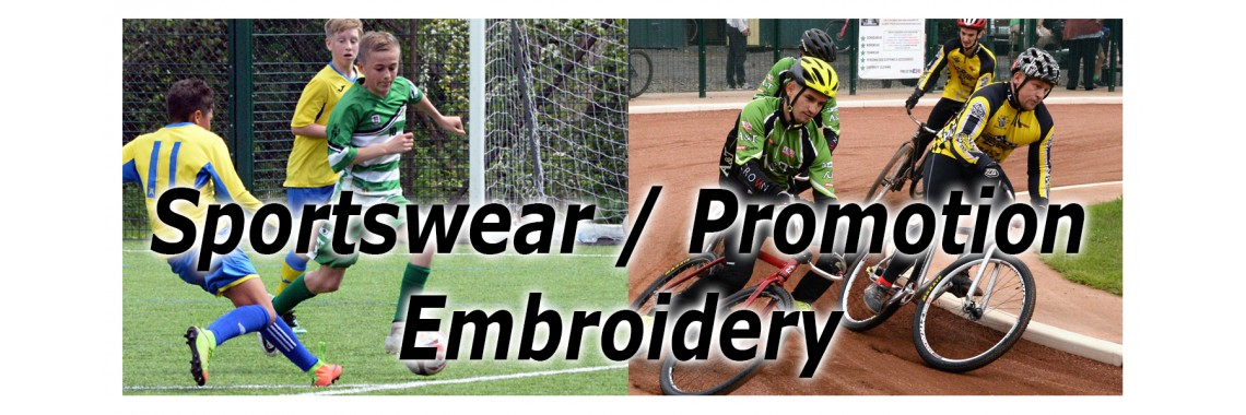 Sportswear/ Promotion Embroidery