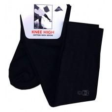 Knee High Plain Socks