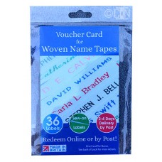 Woven Sew In Name Tapes