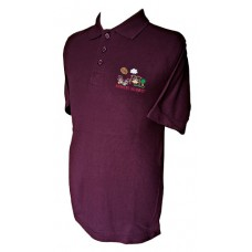School Polo Shirt with Logo