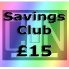 Saving Club £15