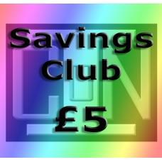 Saving Club £5