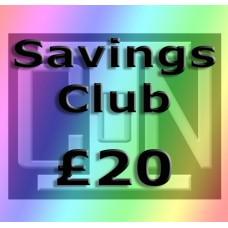 Saving Club £20