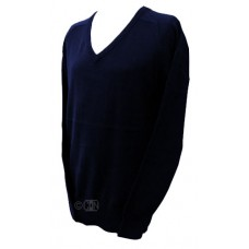 St Marys PLAIN Unisex V Neck Jumper