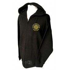 PE Full Zip Hoodie with Logo