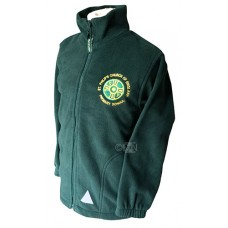 St. Phillips Fleece with Logo